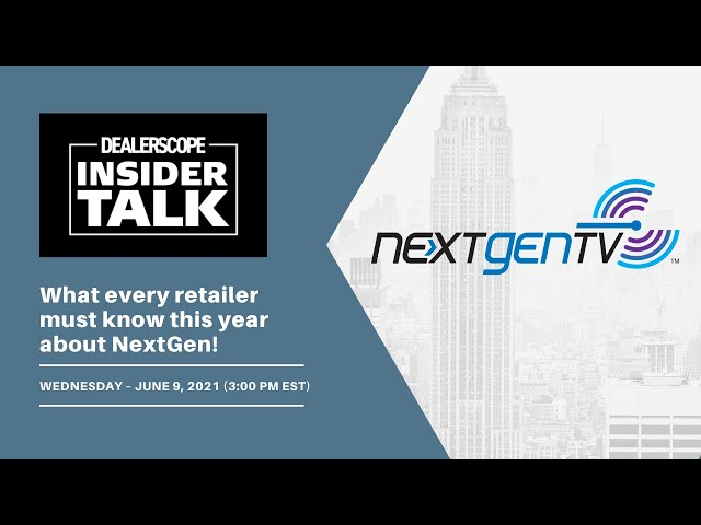 Dealerscope Insider Talk: NextGen