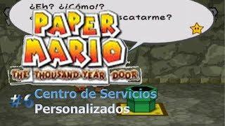 Final de la búsqueda/Paper Mario: La Puerta Milenaria: Peticiones #6