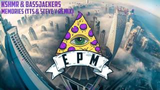 Trap KSHMR BASSJACKERS Feat SIRAH Memories The Two Strangers Steve V Trap Remix