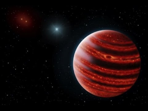 New Planet and Planet Formation Young Gassy Giant Has Methane and Water