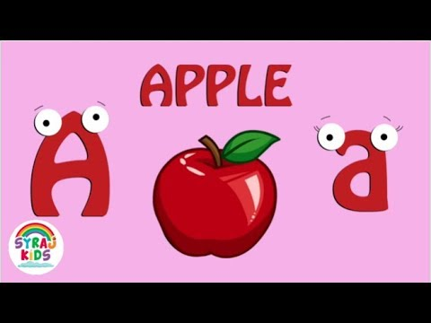 abc 123 learn english alphabet letters and sounds syraj kids youtube. Black Bedroom Furniture Sets. Home Design Ideas