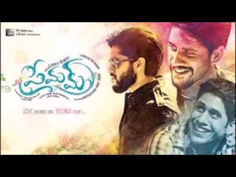 Premam BGM [Telugu and Malayalam] || NAGA CHAITANYA|SRUTHI HASSAN|ANUPAMA|MADONNA|RAJESH MURUGESAN||