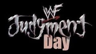 10 years ago episode 38 wwf judgment day 2001 review