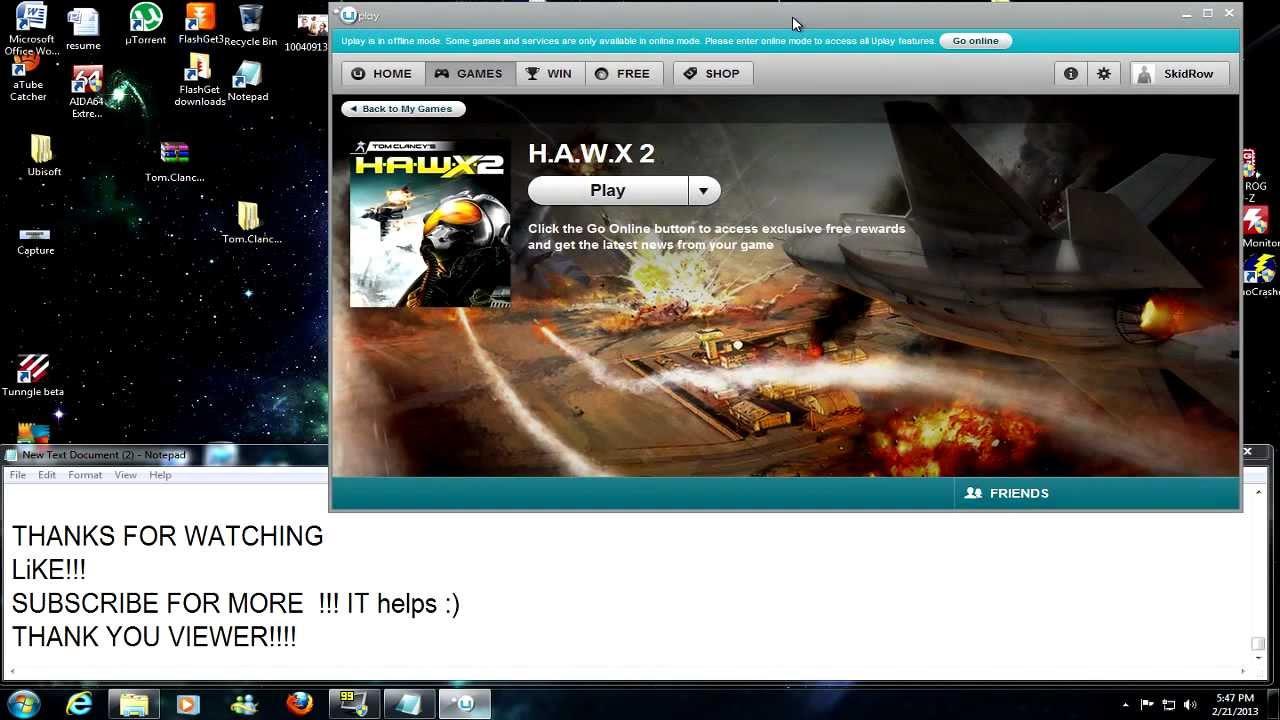Tom clancy's h. A. W. X. 2 cd key buy online.