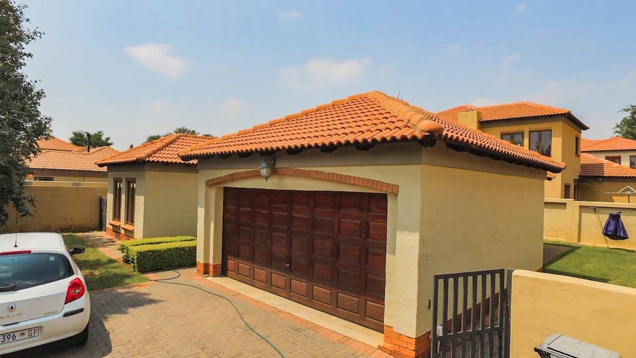 3 bedroom house for sale in gauteng pretoria northern pretoria montana park
