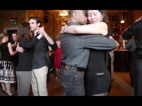 "22.02.14 ""Los Angelitos"" London, Angel, Tango Saturday Milonga"