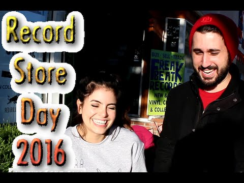 Vinyl Haul: Record Store Day 2016