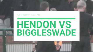 HIGHLIGHTS: Hendon FC vs Biggleswade Town FC