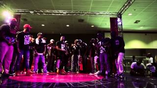 Ruin + Outrage | Krump Battles | World of Dance Finals 2015 | #WODFINALS15