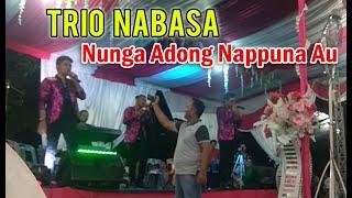 Gambar cover Trio Nabasa - Nunga Adong Nappuna Au (Keren Abis)