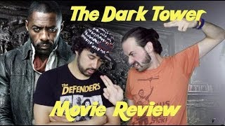 THE DARK TOWER – MOVIE REVIEW!!!
