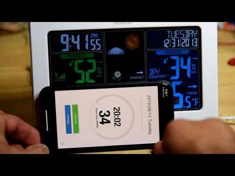 Arduino based WWVB receiver / decoder by rbton