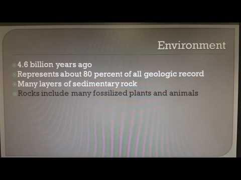 Precambrian Time Period