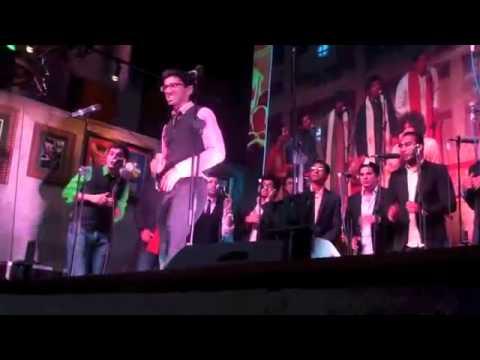 Down Desi Girl   Penn Masala India 2013 Tour Hard Rock Cafe Mumbai