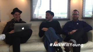 Will Young | #AskWillYoung - Episode 5 - Skinny-dipping and B-sides