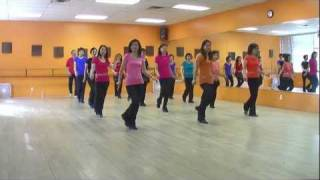 Move Your Body - Line Dance (Dance & Teach in English & 中文)