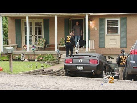 Police, Narcotics Enforcement Team Raid Home In Penn Hills