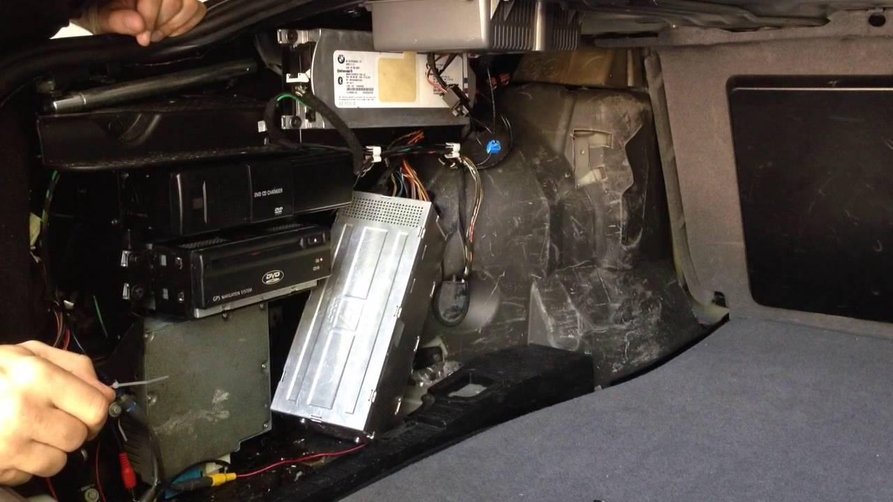 diy troubleshooting bmw most bus fiber optic system sound failure german audio tech [ 1280 x 720 Pixel ]