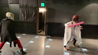 気配斬り 聖薇-serah- vs 欠-kakeru-