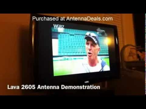 HD2605 Antenna From Ontario, Canada - FREE TV
