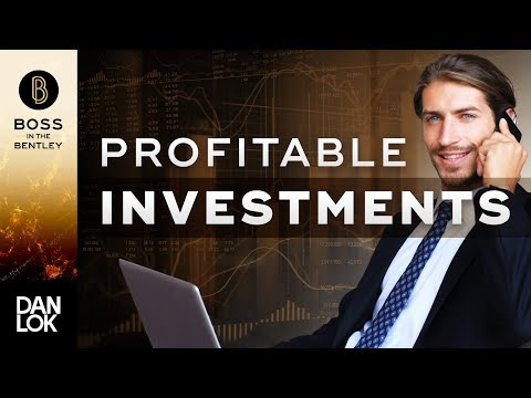 Investing For Beginners - Most Profitable Investments | Boss In The Bentley