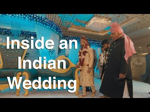 An Inside Look at a Muslim Wedding in India (Marriage Contract Ceremony, Reception, and Food!)
