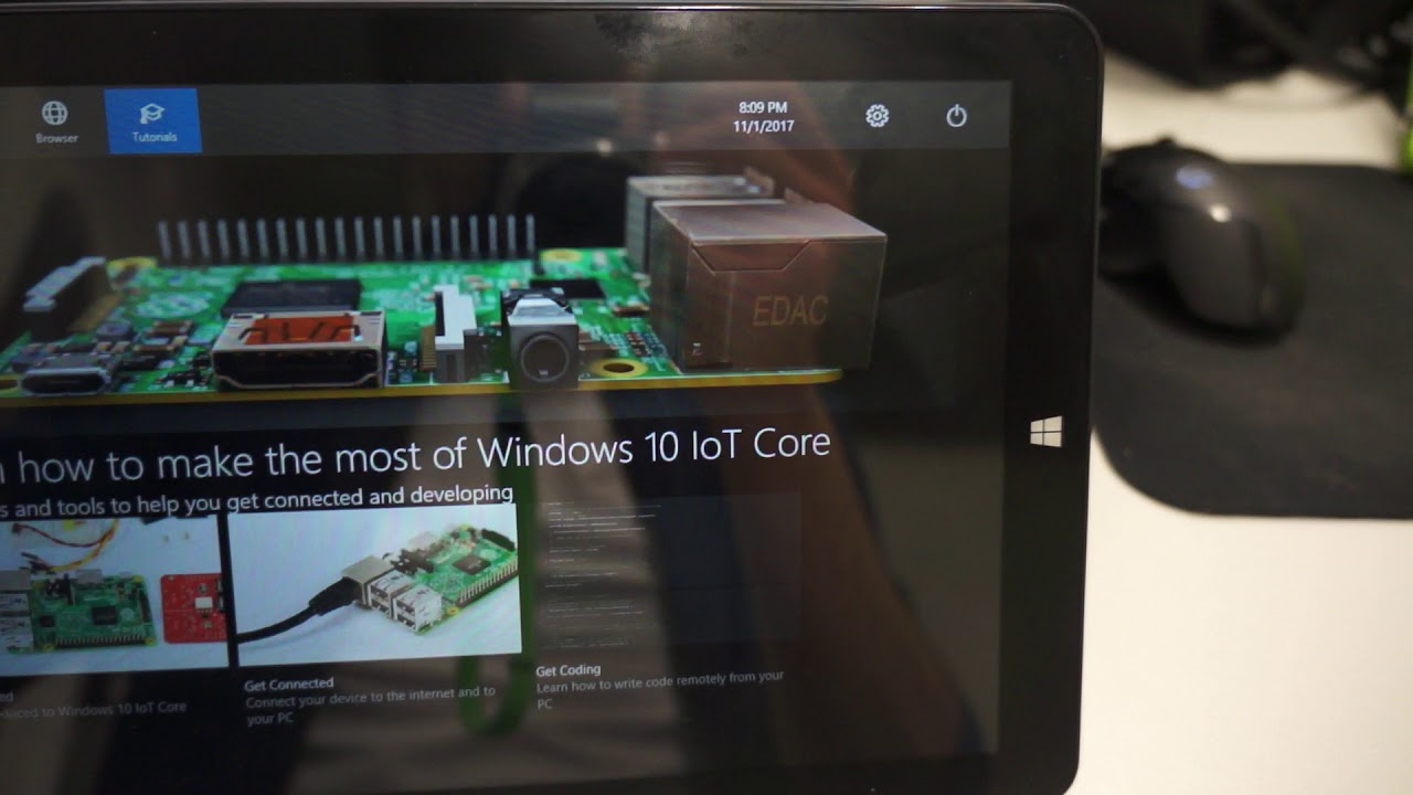 How to install Windows IoT on a Tablet - Quickbird
