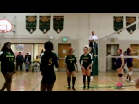 Benjamin Franklin Vs. Pikesville Volleyball