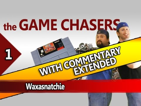 The Game Chasers Ep1  DVD CUT WITH COMMENTARY