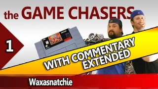 The Game Chasers Ep1 Extended DVD CUT WITH COMMENTARY