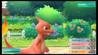 Ulysses Explores Pokemon Let's Go Eevee Part 5