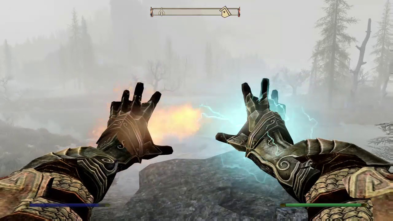 Skyrim Special Edition: Extremely Stable Game Changing Graphical Mods Load  Order Xbox One/PC