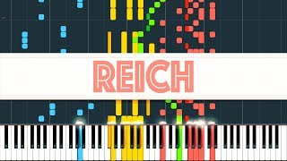 Reich: Electric Counterpoint, III. Fast