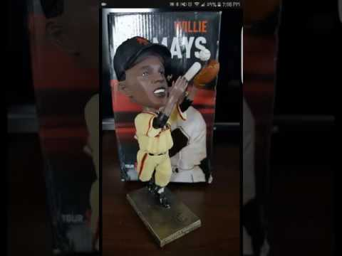 """Jim Weber's Willie Mays """"The Catch"""" raffle 3.15.17"""