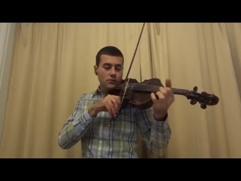 Game of Thrones - Rains of Castamere - violin cover