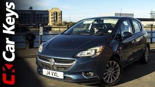 Vauxhall Corsa 2015 Videos
