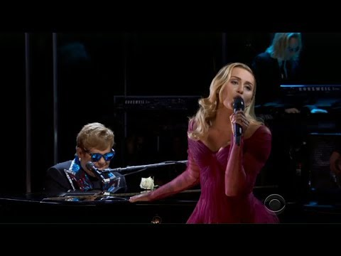 Elton John, Miley Cyrus - Tiny Dancer