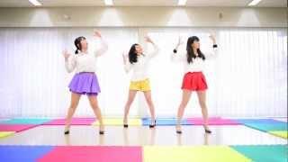 【mam】Perfume-コミュニケーション【踊ってみた】