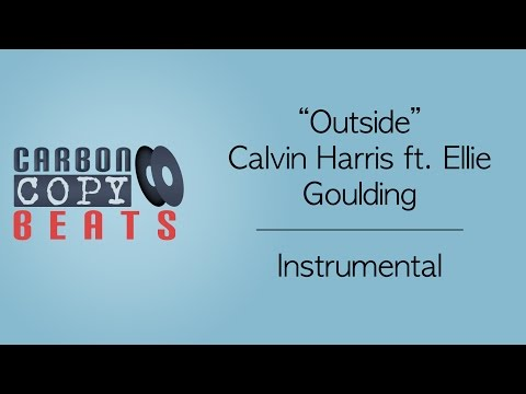 Outside - Instrumental / Karaoke (In The Style Of Calvin Harris ft. Ellie Goulding)