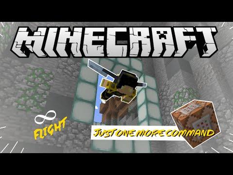 Minecraft - Just One More Command - Infinite Flight w/Ch3k