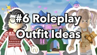 🌻#6 ROLE-PLAY OUTFIT IDEAS🌻 | Part 3 | Roblox Royale High