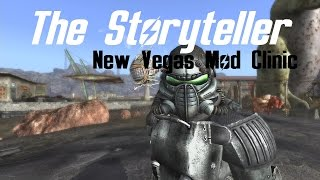 FALLOUT: NEW VEGAS Mod Clinic #25 - The Storyteller (Shoddycast)
