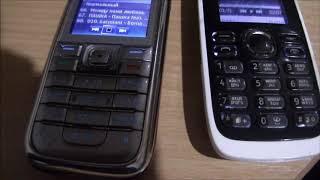 Порівняння Телефону Нокіа 6233 з Нокією 112