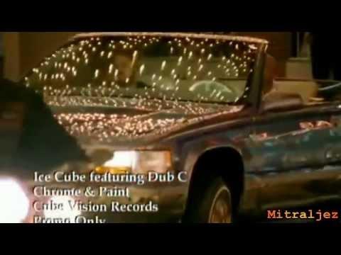 Ice Cube ft WC-Chrome  Paint