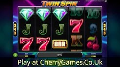 Twin Spin Video Slot - Netent Casino with Game Rules