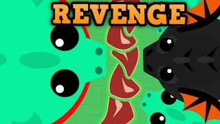 MOPE.IO REVENGE AGAINST TEAMERS!! // Part 2 (Mope.io Funny Moments)