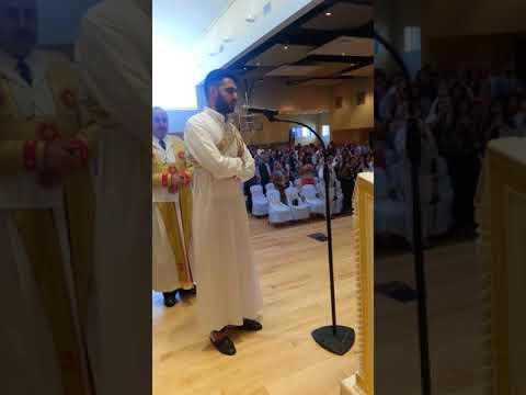 Superstar Yacoub Shaheen and Fr Kamil Ishaq يعقوب شاهين لنصعد التسبيح