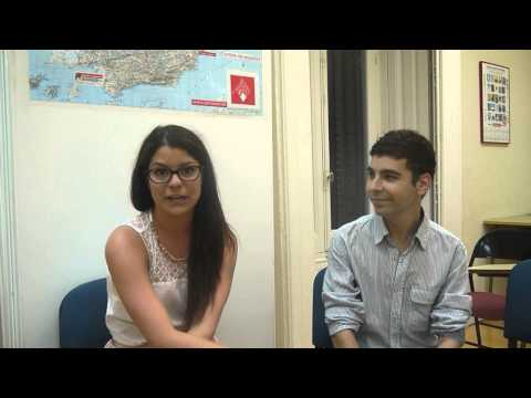 Cristina y Jose