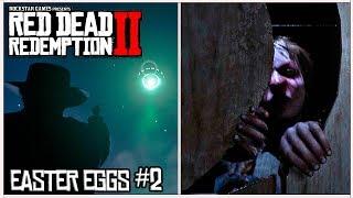 RED DEAD REDEMPTION 2 - Secretos & Easter Eggs | Bigfoot, UFO Aliens, Posesion + COMO ENCONTRARLOS