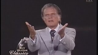 Billy Graham - The cost of not following Jesus - San Diego CA